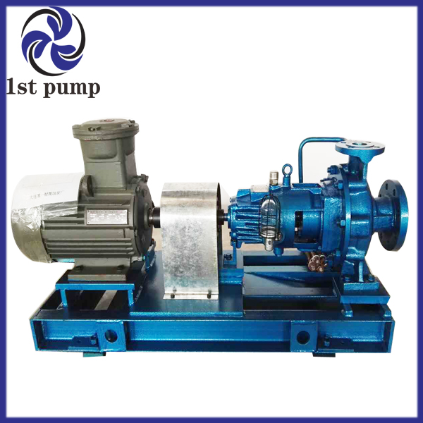 API 610 Standard Stainless Steel 316 Petroleum Chemical Process Nitric Acid Centrifugal Pump