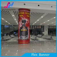 High Quatity Printing Digital Material Backlit Pull Up Banner For Car Stickers