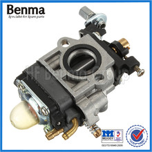 15mm Motorcycle Carburetor for 43cc 47cc 49cc 2-Stroke Mini-Choppers ATV Bikes