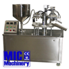 Micmacinery hot sell cosmetic filling machine cream filling machine toothpaste filling machine with EC standard speed 20-30PBM