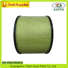 17801-61030 Auto Air Filter for Toyota Car Element