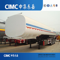 China Best Selling Tri-axle Oil Tanker Semi Trailer With Low Ship Price