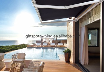 Cheap waterproof awning for terraces
