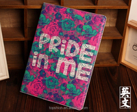 New Case for Apple iPad Air 2;flip cover for IPad Air cute case