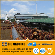 2-10 ton small palm crude oil pressed refinery processing machine for sale in united states for sale