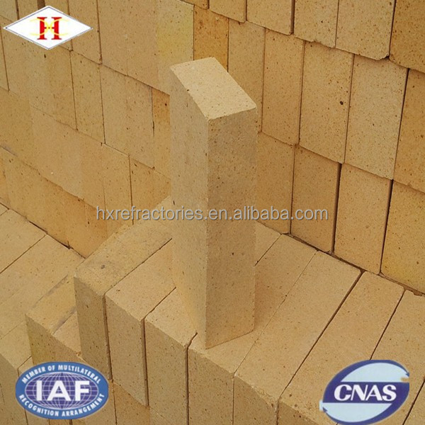 China supplier HX refractory fireclay brick for coke oven