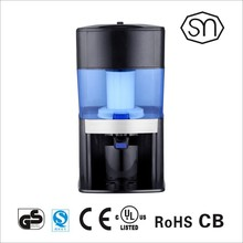 low ORP negative ion ceramic italy water filter jug