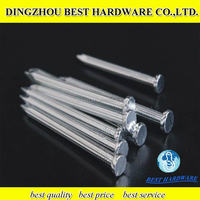 RC brand /THUMB brabd galvanized steel concrete nails factory
