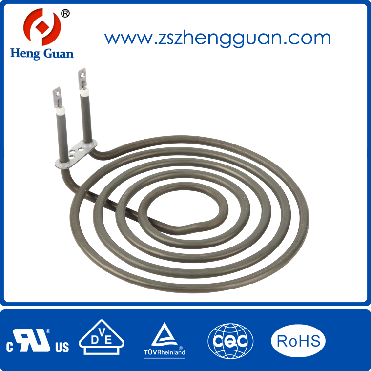 China supplier cooking coil heater oven heating coil