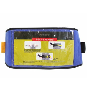 emergency medical different color pelvic belt