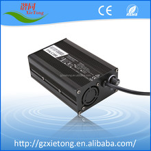 24V9A LiFePO4/Lithium Ion/Lead Acid Battery Charger For Electric Motorcycle