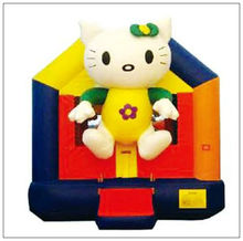 AMAZING!! HELLO KITTY INFLATABLE BOUNCER LT-2135C