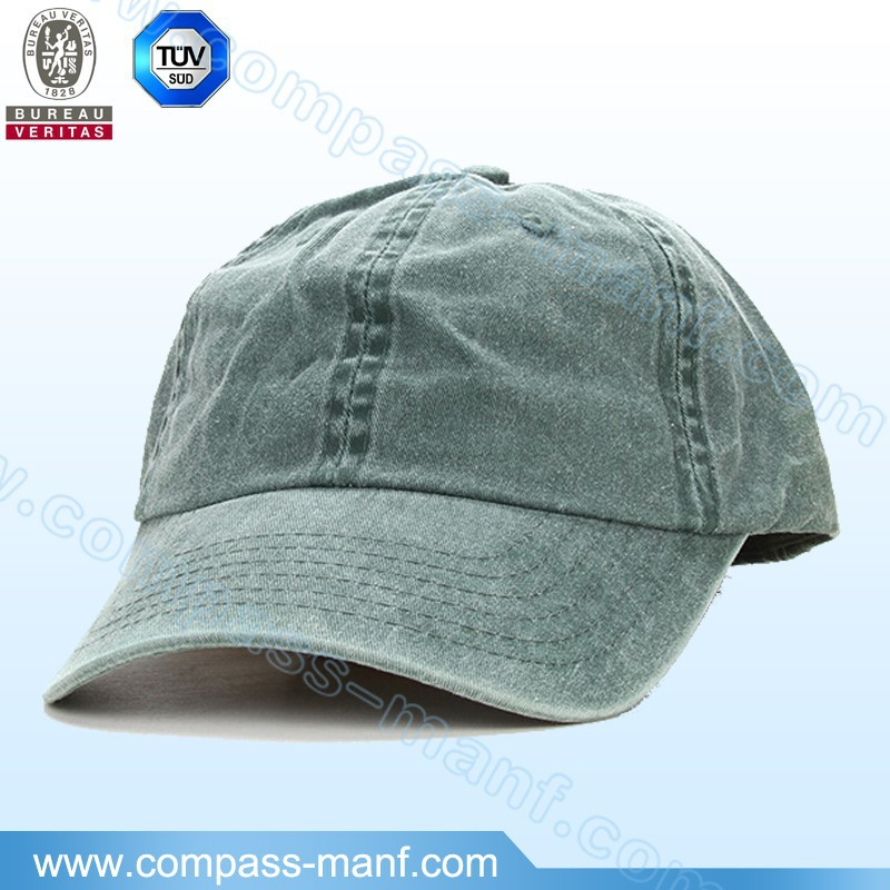China online stone washed cotton outdoor drivers baseball caps