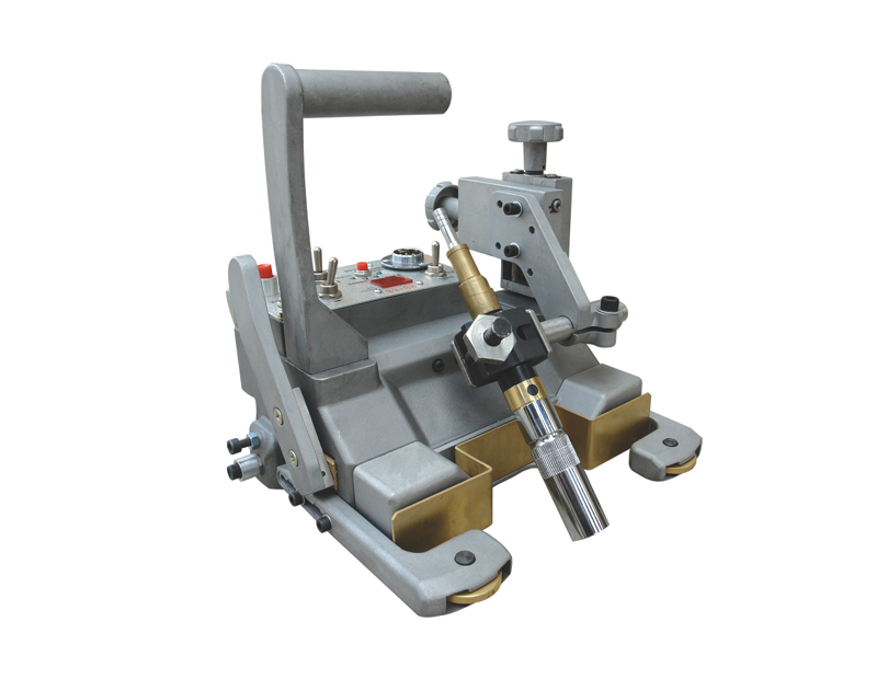 HK-6A steel structure flat welding trolley