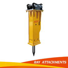 Npk hydraulic excavator rock breaker hammer with spare parts
