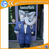 Customized funny inflatable elephant costume, inflatable elephant cartoon