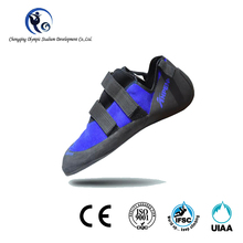 Comfy Genuine Leather IFSC Rock Climbing Shoes