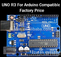 Development For Arduino Board Microcontroller MEGA328P ATMEGA16U2 UNO R3 For Arduino uno r3 Compatible with USB Cable
