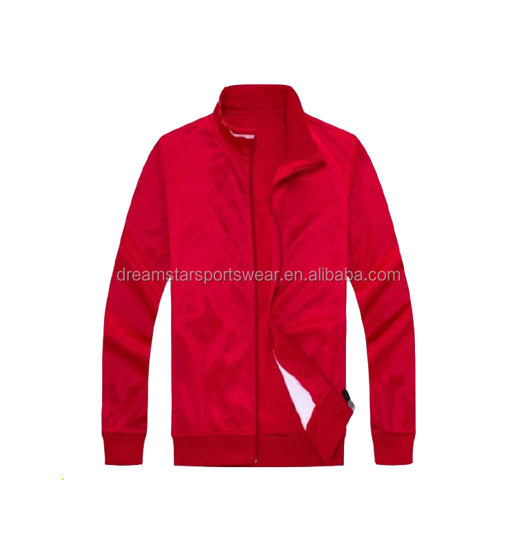 Factory Price Soccer Sport Jacket In Stock