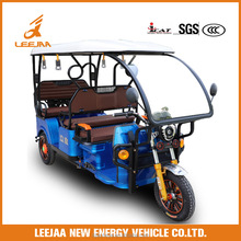 battery operated electric tricycle for passenger auto rickshaw for sale tricycle electric hot selling 2017