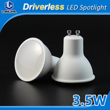 Brimax dimmable 2700K SMD2835 GU10 LED Spot Light, 3W GU10 LED