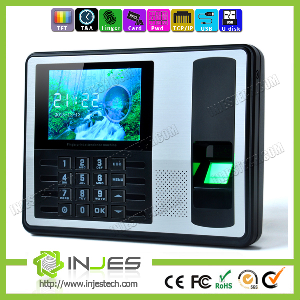 Timekeeper Password Login Fingerprint Bio Matrix Attendance System (MYA7)