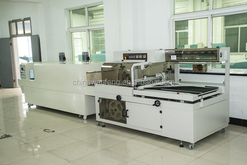 High speed automatic L Bar Sealing Packing Machine