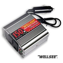 150W Lighting system solar inverters 24V DC AC 220V WS-IC150 automobile portable type car power inverter