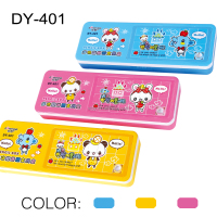 Cartoon Game Pencil Boxes Jigsaw Puzzle