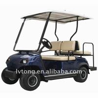 4 Seaters Electric Golf Buggy For