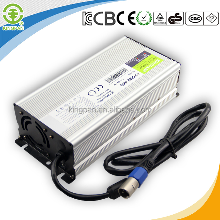 Three stage lead acid battery charger with automatic cut-off function/float stage charger for sale