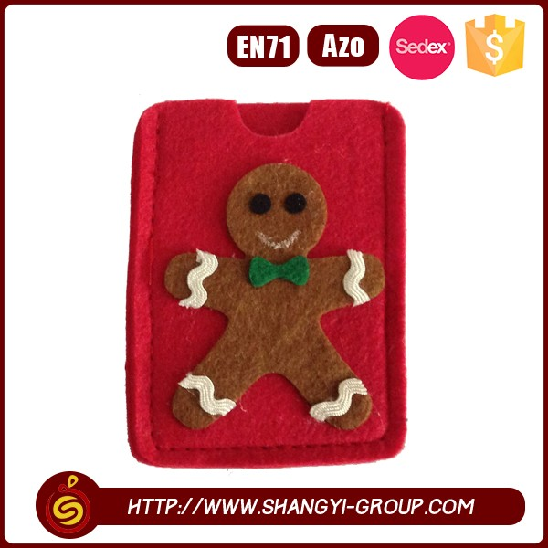 gingerbread man gift card holder and sticker and christmas advent calendar and switch cover