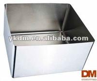 Stainless Steel In-mould Forming Single Bowl Kitchen Sink