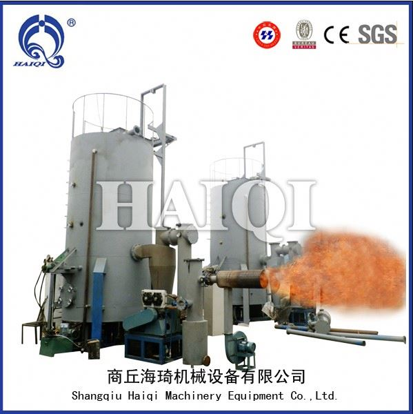 biomass gasification environmental protection biomass gasifier city waste agriculture waste rice husk
