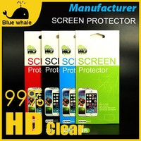 scratch resistant clear lcd screen protector for blu dash