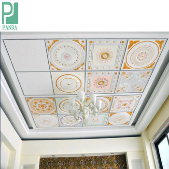 Color Gypsum Ceiling Panel/Calcium Silicate Ceilings