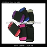 Cell Phone /Mobile Phone Combo Case for Blackberry Curve 8520