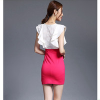 New Design Office Ladies Skirt Suit High Quality Office Skirt Suit For Ladies