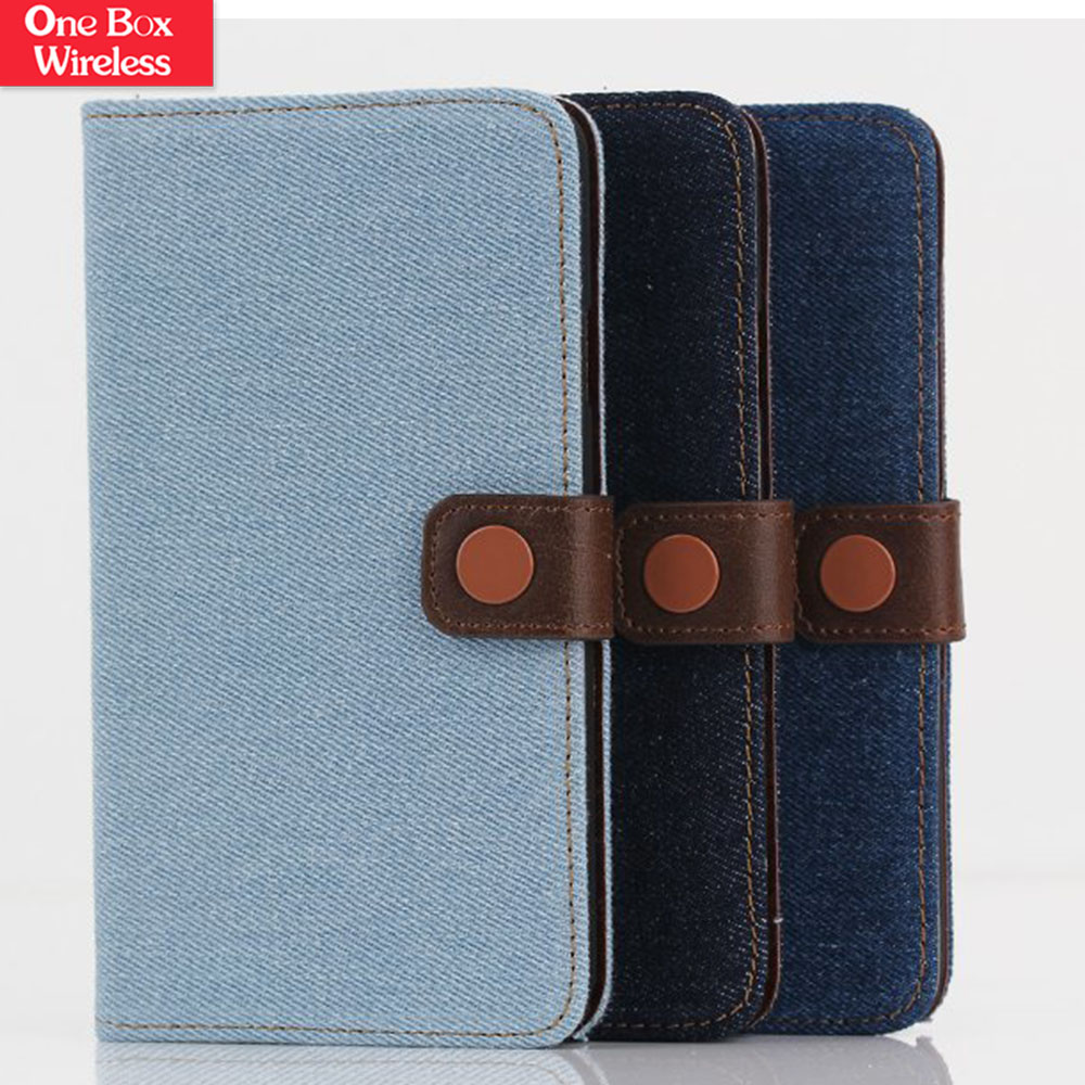 Wholesale Alibaba Cheap Cowboy Cloth leather Mobile Phone Cases For Samsung Galaxy Note 3