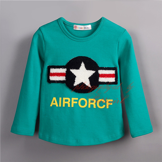 2015 Fashion Boy T-shirt Geometric Regular Full Children Tops <strong>O</strong>-Neck Kids <strong>Active</strong> Wear For 2-7 Years BT81111-16