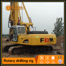 2017 Foundation Construction Bore Pile Piling Machine Drilling Rig