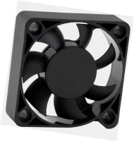 CE CCC SGS UL approved 50 x 50 x 10 mm cooling fan dc 12v