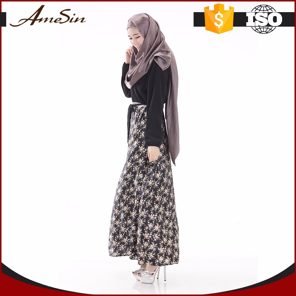 AMESIN china wholesale market fashion baju muslim abayas