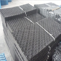 New products Crazy Selling 750x804mm liangchi cooling tower fill, filler for cooling tower, PVC cooling tower infill film media