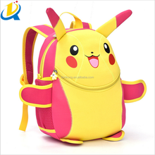 Top quality cheap price lovely kid school bag