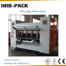 Corrugated Paperboard Slitting and Scoring Thin Blade Machine
