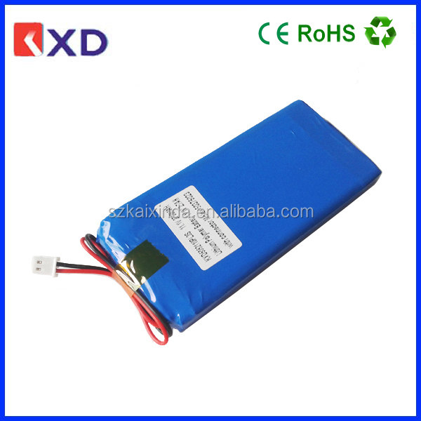Cheap price 12v Voltage li-ion battery pack 3000mah