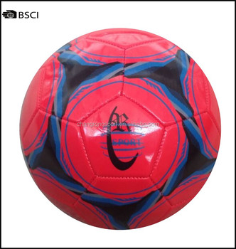 bulk size 5 promotional football soccer ball