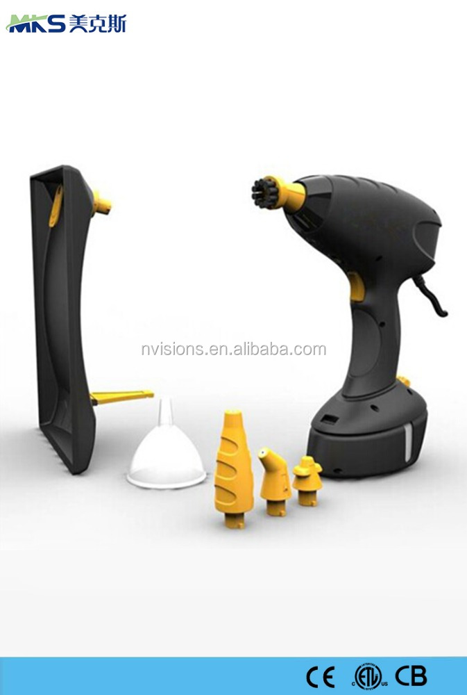 handheld mini electrical handy steam cleaner with LVD regulation