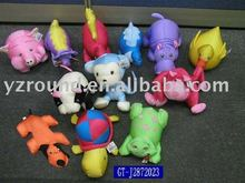 spendex animals baby toy filling with foams